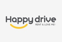 Happy Drive / Happy Drive es sinónimo de innovación, creatividad e implicación en sostenibilidad y medio ambiente, es sinónimo de brand identity. Vinculada al sector turístico, esta marca se dedica al alquiler de coches eléctricos y a la realización de tours, para disfrutar de la ciudad de una forma divertida y sin contaminar. http://www.abranding.net/brand-consulting-happy-drive/ #brandconsulting #Valencia