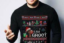 vysněné vánoční svetry