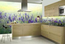 Panele szklane do kuchni - deKEA Polska / PIekne szkło dekoracyjne do kuchni to trwałe, funckjonalne i piekne rozwiązanei do Twojego wnętrza