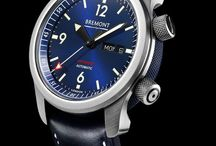 Blue Dials and Straps / by WatchTime Magazine