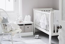 White Nursery decor neutral Nursery / Decor for a neutral or white nursery
