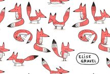 ILL: Elise Gravel illustrations