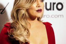 hair colors / haarkleuringen