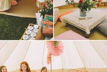 Glamping Event / by Jessica Pate