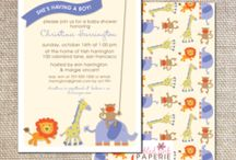 You're Invited / Custom Party Invitations for Young & Young at Heart from Tickled Pink Paper + Ink