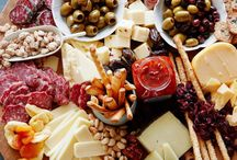 Cheese Platter/Appetizer Board/ Crudités/Charcuteries