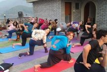 Yoga & Meditation / Yoga & Meditation Retreat in Rishikesh. Keep in touch for updated events.