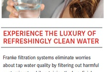 Franke Filtration / by Franke Luxury