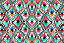 Prints & Patterns / by Stephanie Lovich