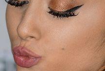 Ari make-up