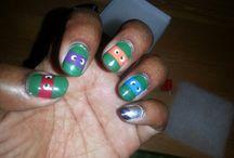 Nail art by PS / My nails, my polish, my nail art