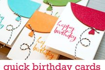 Cards, cards, and more cards! / by Dena McCathren
