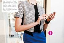 Workwear editorial