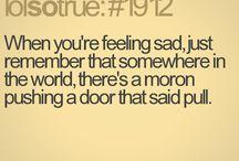 for when i feel sad