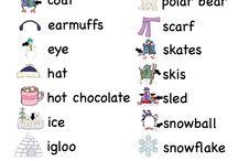 English volcabulary
