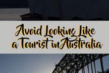 world travel: Australia and oceania