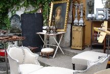 French Flea Market ~ Brocante / by Malmaison {French Style For Your Home}