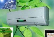 solar airconditioning