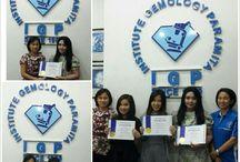 The Class Participants