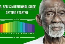 Dr. Sebi's Cell Food Products and Tips