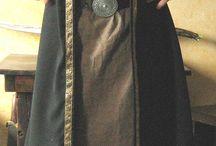medieval clothing / Středověké oblečení