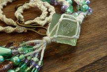 nefelibata: magic ways to wander * necklaces / Let me introduce you ma OOAK handmade necklaces...