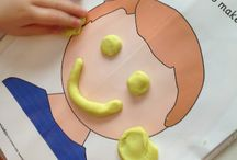 Play dough  / by Emily Heying