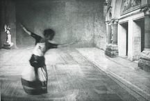 Figurative Paintings and Prints in B&W