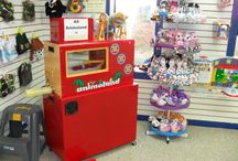 Giant Toy Store Liquidation / Lots and Lots of unique one of a kind items There is so much more…8000 square feet accumulation. More items are added daily..This is the perfect sale to shop for the Holidays and for dealers to purchase display fixtures for your booths