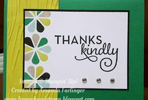 Memories and More Designs / My creations using Stampin' Up!'s Memories and More card packs. great for Pocket pages but also for scrapbooking, cards and more!