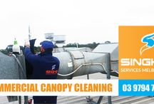 Canopy Cleaning