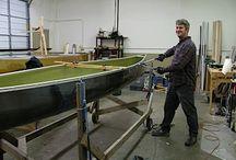 kevlar canoes