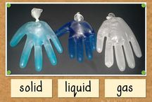 Gr. 2 Science: Solid Liquid Gas