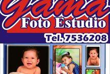 Gama foto Estudio / Gama fotoEstudio es una empresa montenegrina Creada para ofrecerle al publico en general nuevas alternativas en fotografía y medios visuales;