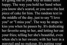 cute quote / so cute