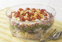 Pasta Salad / by Karen Buckles