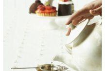 Afternoon Tea / Foods, Tea, Afternoon Tea