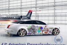 Projetos A.P Personalizados / Nosso Site: http://renanpersonalizados.wix.com/automoveis  Nossa Page: https://www.facebook.com/APpersonalizados?ref=hl