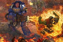 Warhammer 40.000 - Сражения и битвы