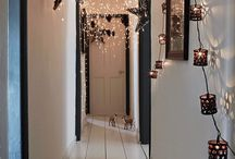 Christmas deco home
