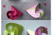 κουτάκια από χαρτί