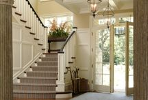 Home--Foyers / by Distinctive Artistry