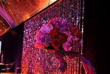 Backdrop Ideas / Wonderful execution of our hanging beads and beaded curtains being used as backdrops.