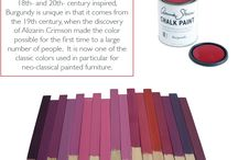 Chalk Paint ® | Burgundy