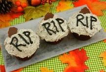 Halloween Cupcake Graveyard / by London