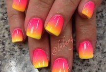 Nailand / My favourite nail-art