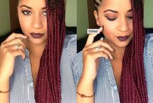 For the love of braids and weaves.