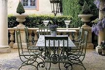 Gardens & Outdoor Living / by Sheila Irwin/Maison de Cinq