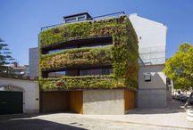 Architecture Végétalisée