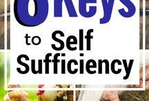 Self-sufficieny and Zero Waste